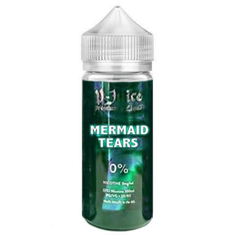 MERMAID TEARS E LIQUID BY V JUICE 100ML 80VG - Eliquids Outlet