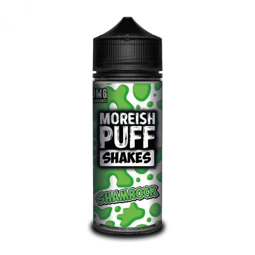 SHAMROCK E LIQUID BY MOREISH PUFF - SHAKES 100ML 70VG