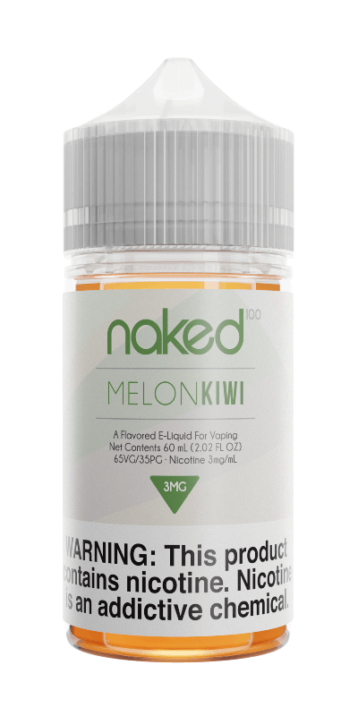 MELON KIWI (FORMERLY GREEN BLAST) E LIQUID BY NAKED 100 - ORIGINAL 50ML 70VG - Eliquids Outlet