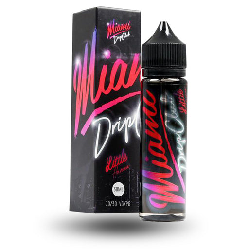 LITTLE HAVANA E LIQUID MY MIAMI DRIP CLUB 50ML 70VG
