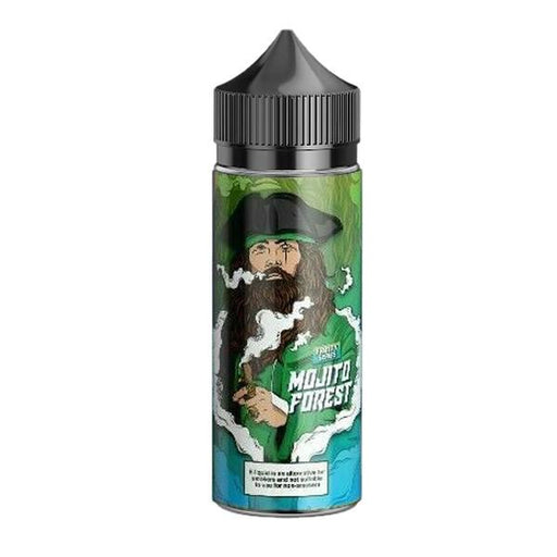 MOJITO FOREST E LIQUID BY MR JUICER 100ML 70VG - Eliquids Outlet