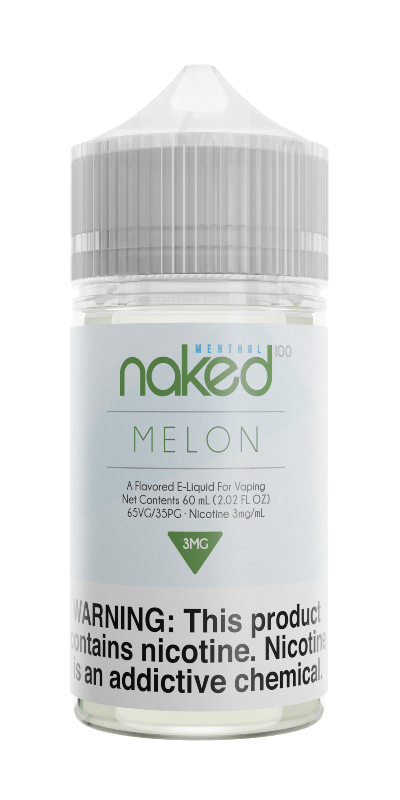 MELON (FORMERLY POLAR BREEZE) E LIQUID BY NAKED 100 - MENTHOL 50ML 70VG - Eliquids Outlet