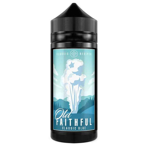 CLASSIC BLUE E LIQUID BY OLD FAITHFULL 100ML 70VG - Eliquids Outlet