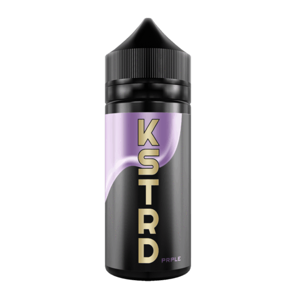 PRPLE E LIQUID BY KSTRD 100ML 80VG