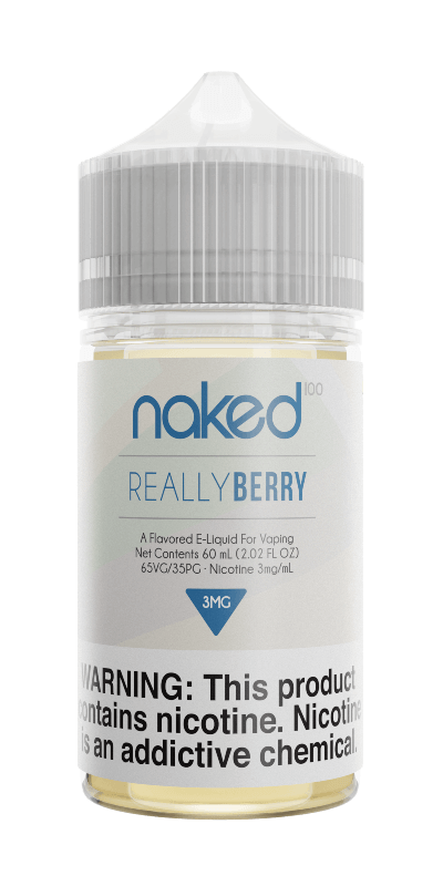 REALLY BERRY E LIQUID BY NAKED 100 - ORIGINAL 50ML 70VG - Eliquids Outlet