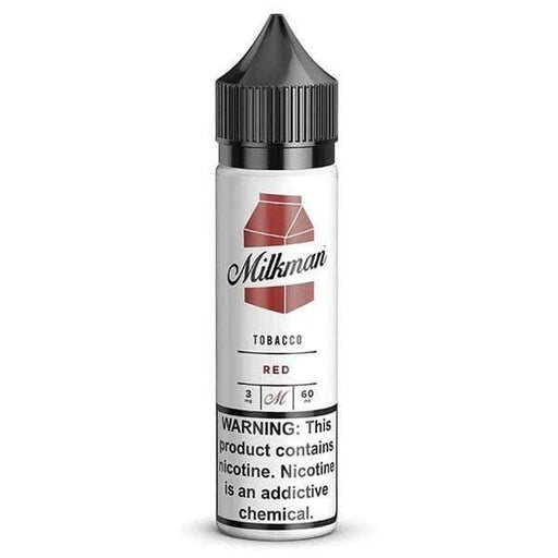 RED E LIQUID BY THE MILKMAN - TOBACCO  50ML 70VG - Eliquids Outlet