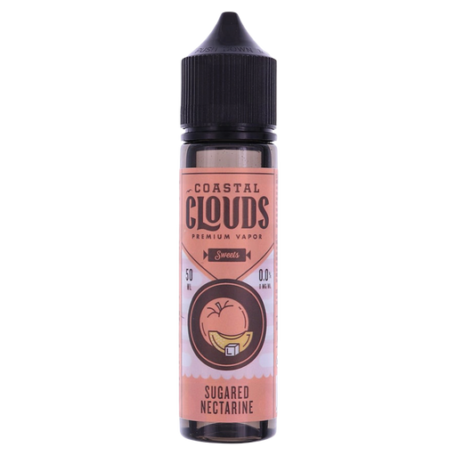 SUGARED NECTARINE E LIQUID BY COASTAL CLOUDS - SWEETS  50ML 70VG