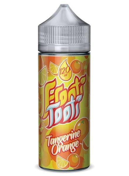 TANGERINE ORANGE E LIQUID BY FROOTI TOOTI 160ML 70VG - Eliquids Outlet