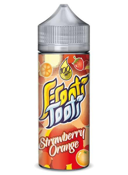 STRAWBERRY ORANGE E LIQUID BY FROOTI TOOTI 160ML 70VG - Eliquids Outlet