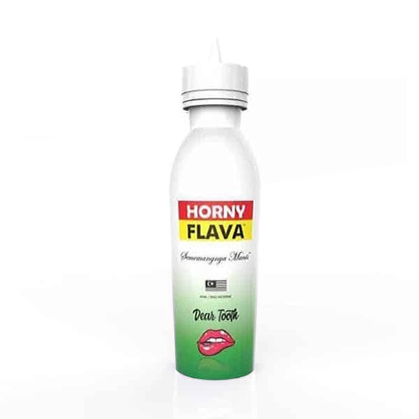 DEAR TOOTH E LIQUID BY HORNY FLAVA 55ML 50VG