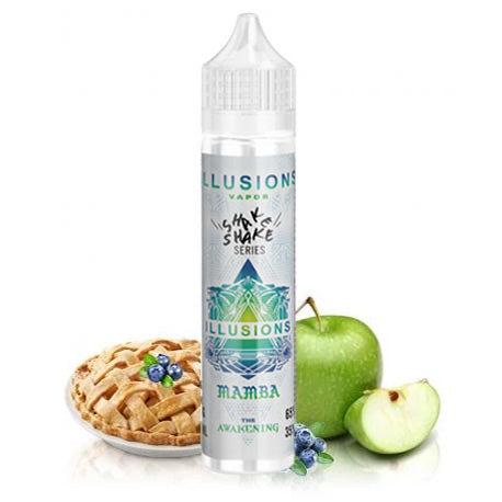 MAMBA - THE AWAKENING E LIQUID BY ILLUSIONS VAPOUR 50ML 65VG