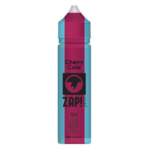 CHERY COLA E LIQUID BY ZAP! JUICE 50ML 70VG