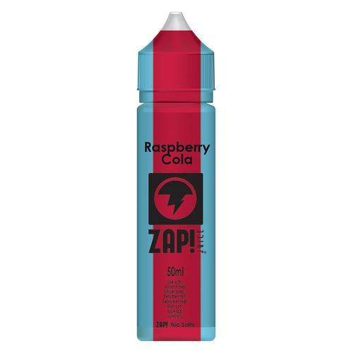 RASPBERRY COLA E LIQUID BY ZAP! JUICE 50ML 70VG