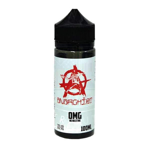 WHITE E LIQUID BY ANARCHIST 100ML 70VG