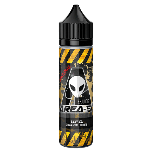 UFO E LIQUID BY AREA 51 50ML 50VG