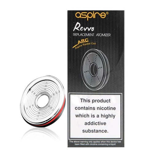 ASPIRE REVVO ARC REPLACEMENT VAPE COILS - Eliquids Outlet