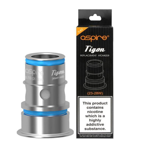 ASPIRE TIGON REPLACEMENT VAPE COILS - Eliquids Outlet