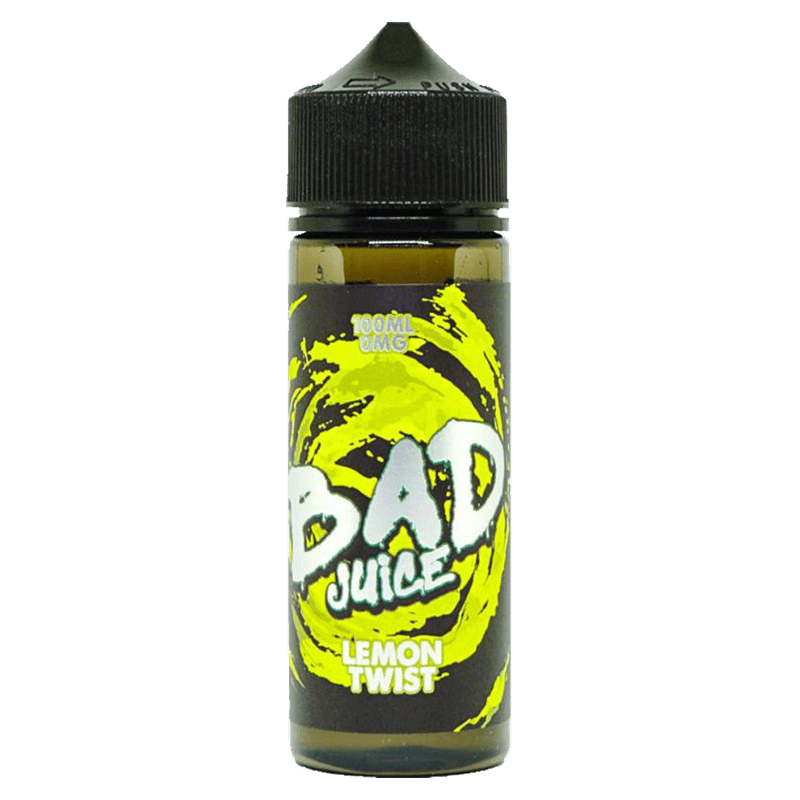 LEMON TWIST E LIQUID BY BAD JUICE 100ML 70VG