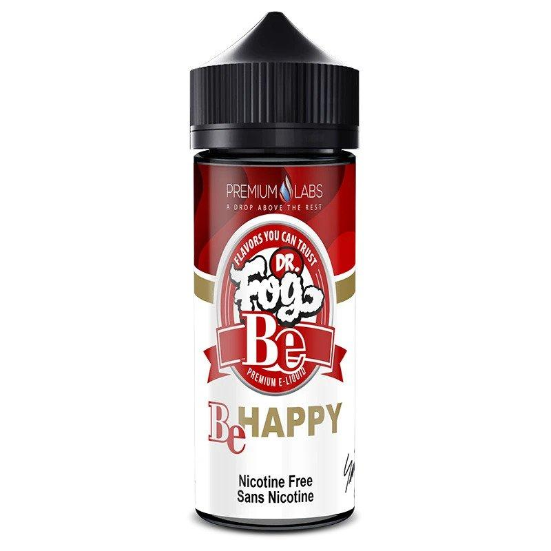 BE HAPPY BY DR FOG BE 100ML 75VG - Eliquids Outlet
