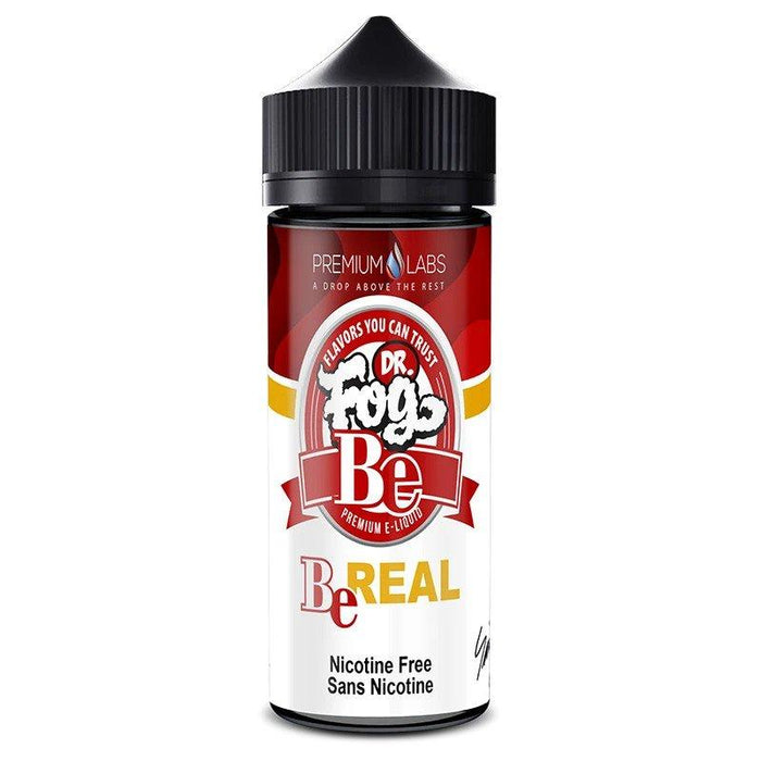 BE REAL BY DR FOG BE 100ML 75VG - Eliquids Outlet