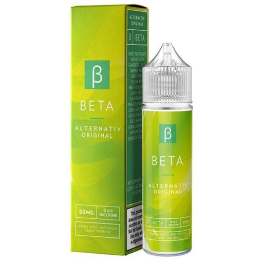 BETA E LIQUID BY ALTERNATIV - MARINA VAPES 50ML 70VG - Eliquids Outlet