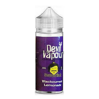 BLACKCURRANT LEMONADE E LIQUID BY DEVIL VAPOUR 50ML 70VG