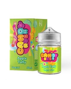 APPLE TAFFY E LIQUID BY CANDY RUSH 50ML 80VG