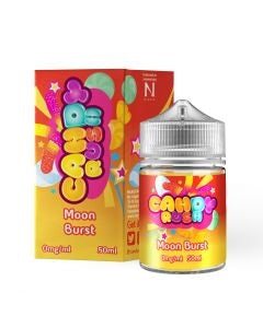 MOON BURST E LIQUID BY CANDY RUSH 50ML 80VG