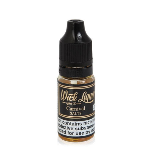 CARNIVAL NICOTINE SALT E-LIQUID BY WICK LIQUOR - Eliquids Outlet