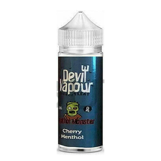 CHERRY MENTHOL E LIQUID BY DEVIL VAPOUR 50ML 70VG - Eliquids Outlet