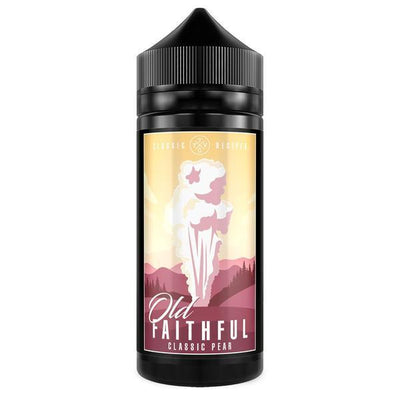 CLASSIC PEAR E LIQUID BY OLD FAITHFULL 100ML 70VG