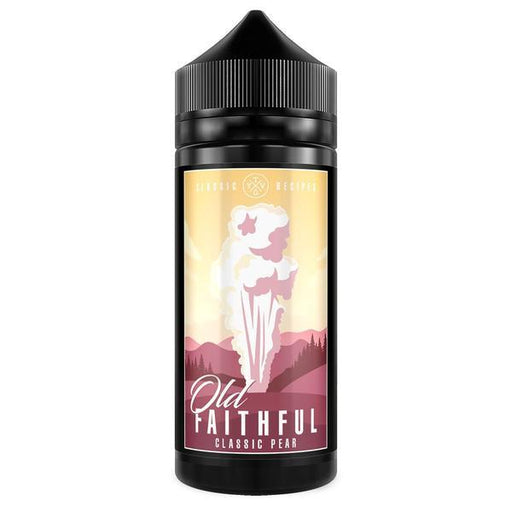 CLASSIC PEAR E LIQUID BY OLD FAITHFULL 100ML 70VG - Eliquids Outlet