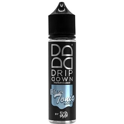 BLUE TONIC E LIQUID BY DRIP DOWN I VG 50ML 70VG