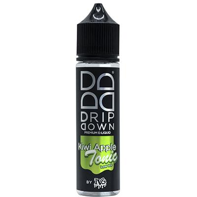 KIWI APPLE TONIC E LIQUID BY DRIP DOWN I VG 50ML 70VG