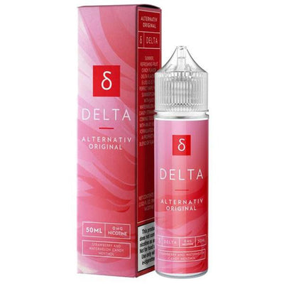 DELTA BY ALTERNATIV 50ML SHORTFILLS - MARINA VAPES
