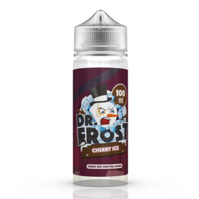 CHERRY ICE E LIQUID BY DR FROST 100ML 70VG