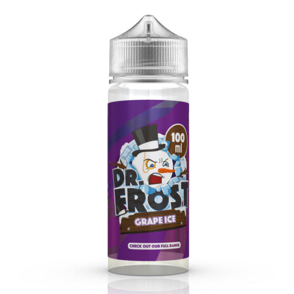 GRAPE ICE E LIQUID BY DR FROST 100ML 70VG