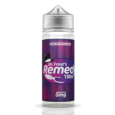 REMEDY E LIQUID BY DR FROST 100ML 70VG