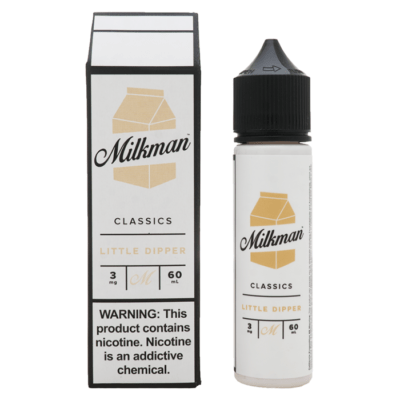 LITTLE DIPPER E LIQUID BY THE MILKMAN - CLASSICS 50ML 70VG
