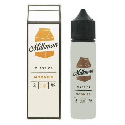 MOONIES E LIQUID BY THE MILKMAN - CLASSICS 50ML 65VG