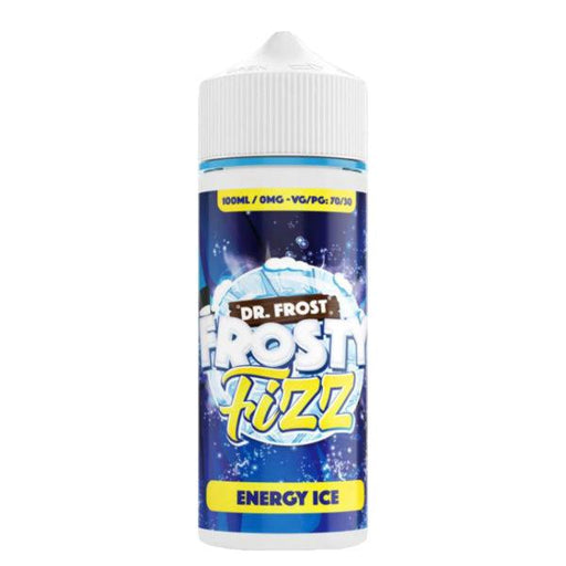 ENEGY ICE E LIQUID BY DR FROST - FROSTY FIZZ 100ML 70VG - Eliquids Outlet