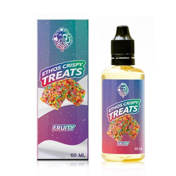 FRUITY CRISPY E LIQUID BY ETHOS - CRISPY TREATS 50ML 75VG