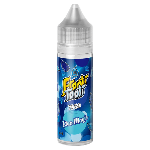 BLUE MAGIC E LIQUID BY FROOTI TOOTI 50ML 70VG