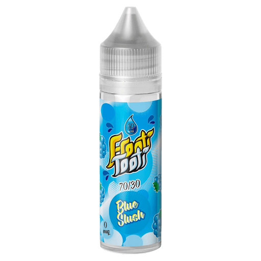 BLUE SLUSH E LIQUID BY FROOTI TOOTI 50ML 70VG
