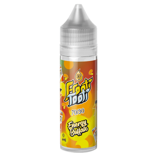 ENERGY BUFFALO E LIQUID BY FROOTI TOOTI 50ML 70VG