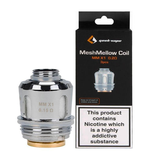 GEEKVAPE MESHMELLOW REPLACEMENT VAPE COILS - Eliquids Outlet