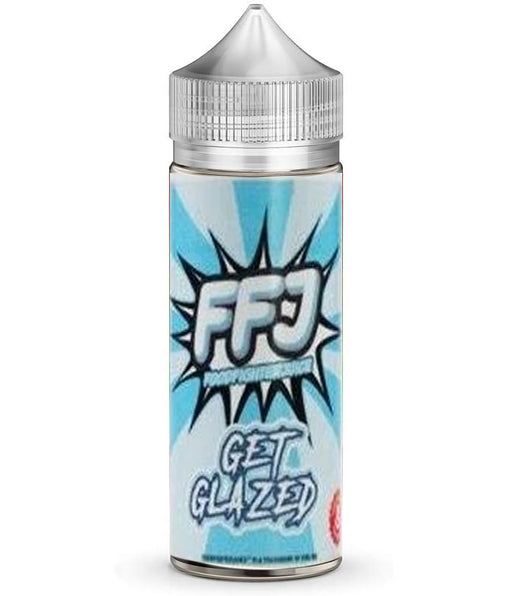 GET GLAZED E LIQUID BY FOOD FIGHTER JUICE 100ML 80VG