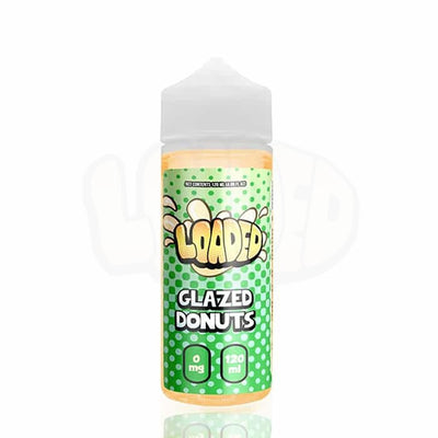 GLAZED DONUT E LIQUID BY LOADED 100ML 70VG