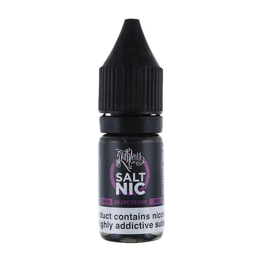 GRAPE DRANK NICOTINE SALT E-LIQUID BY RUTHLESS SALT NIC - Eliquids Outlet