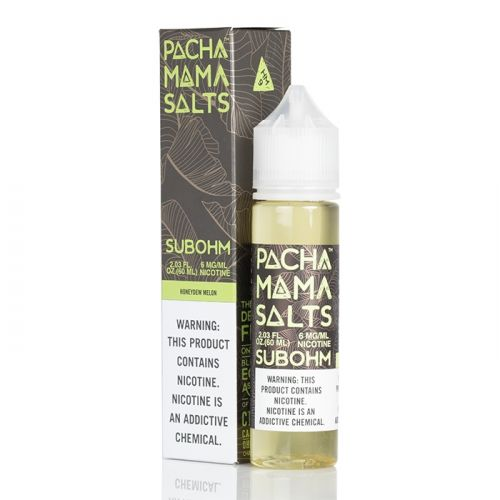 HONEYDEW MELON E LIQUID BY PACHA MAMA 50ML 70VG - Eliquids Outlet